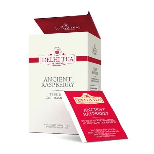 Delhi Tea Té Ancient Raspberry - El Banquito Market