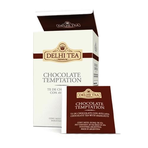 Delhi Tea Té Chocolate Temptation - El Banquito Market