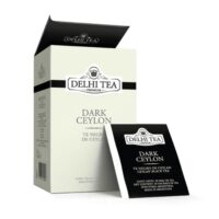 Delhi Tea Té Dark Ceylon - El Banquito Market