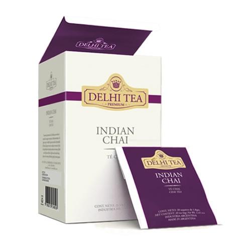 Delhi Tea Té Indian Chai - El Banquito Market