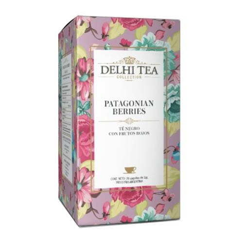 Delhi Tea Té Patagonian Berries - El Banquito Market