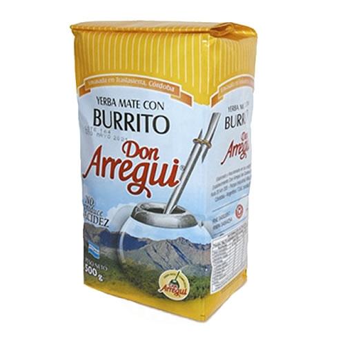 Don Arregui Yerba Mate con Burrito - El Banquito Market