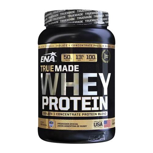 Ena Sport True Made Whey Protein - El Banquito Market