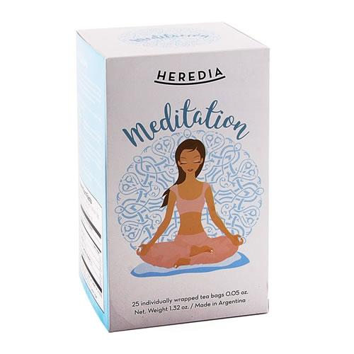 Heredia Té Meditación - El Banquito Market