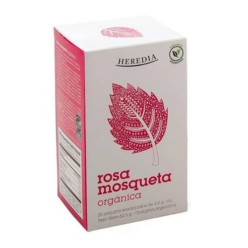 Heredia Té de Rosa Mosqueta - El Banquito Market