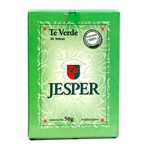 Jesper Té Verde en Hebras - El Banquito Market