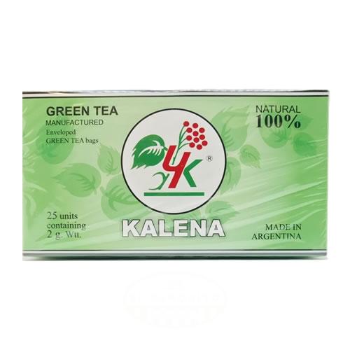 Kalena Té Verde - El Banquito Market