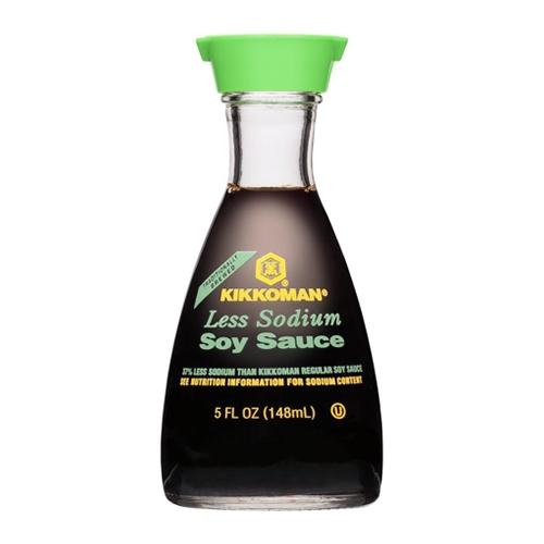 Kikkoman Salsa de Soja Less Sodium- El Banquito Market