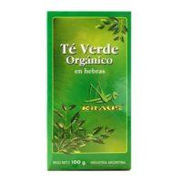 Kraus Té Verde Orgánico en Hebras - El Banquito Market