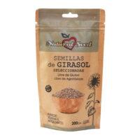 Natural Seed Semillas de Girasol Seleccionadas x 200 Grs - El Banquito