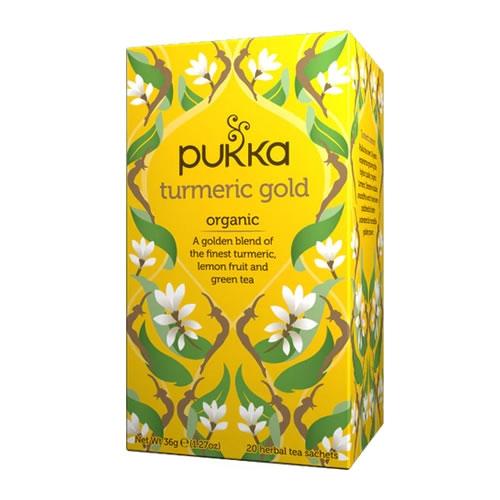 Pukka Té de Cúrcuma - El Banquito Market