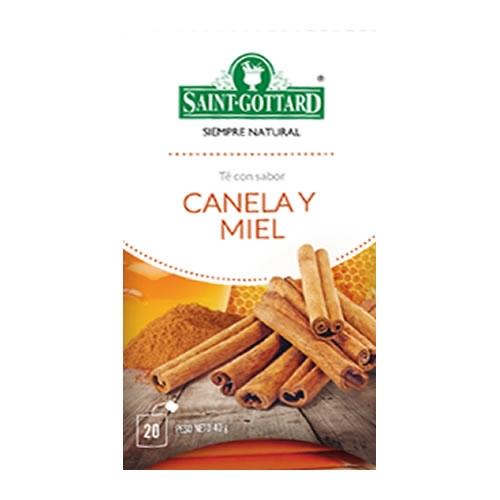 Saint Gottard Té de Canela y Miel - El Banquito Market