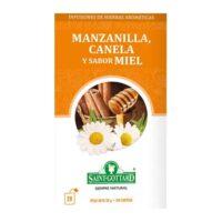 Saint Gottard Té de Manzanilla, Canela sabor Miel - El Banquito Market
