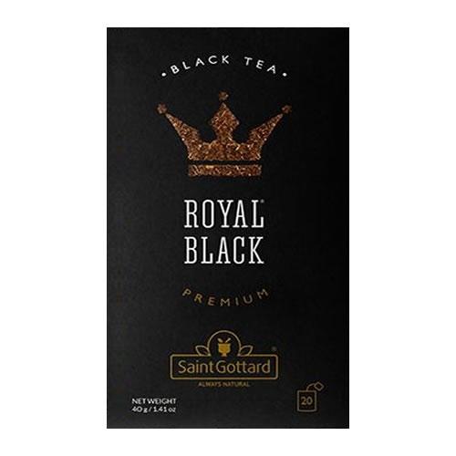 Saint Gottard Té Negro Royal Black - El Banquito Market