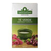 Saint Gottard Té Verde sabor Cereza y Frambuesa - El Banquito Market