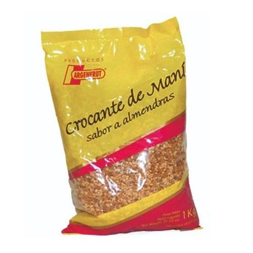 Argenfrut Crocante de Mani x 1 kg El Banquito Market