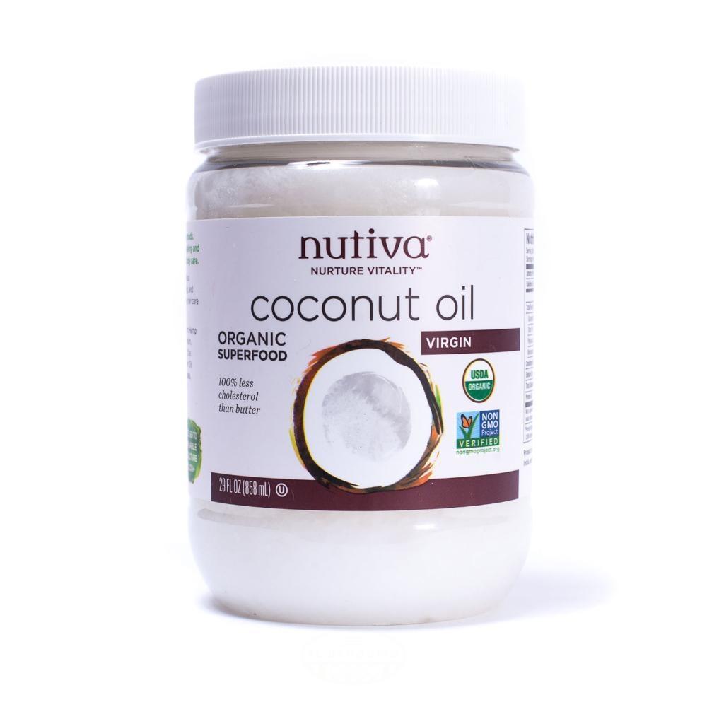 Nutiva Aceite de Coco Orgánico El Banquito Market