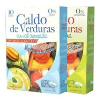 Argendiet Caldo de Verduras 10 Sobres x 6 Grs - El Banquito Market