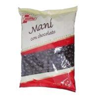 Argenfrut Maní Bañado en Chocolate Semiamargo x 1 Kg - El Banquito Market