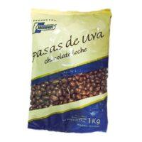 Argenfrut Pasas de Uva Bañadas en Chocolate x 1 Kg - El Banquito Market
