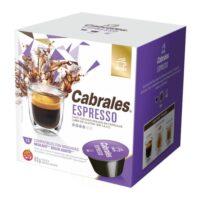 Cabrales Cápsulas Espresso x 14 Caps x 6 Grs - El Banquito Market