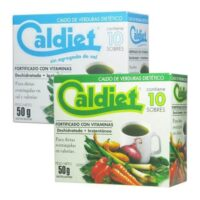 Caldiet Caldo de Verduras Dietético Caja x 10 Sobres - El Banquito Market