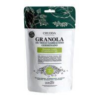 Crudda Granola de Manzana, Canela y Castañas x 150 Grs - El Banquito Market