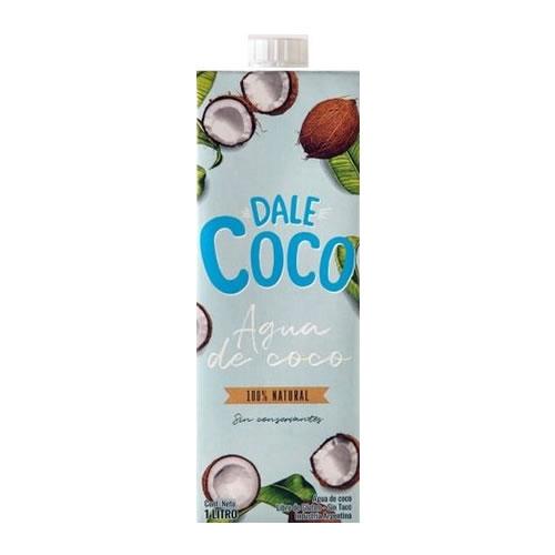 Dale Coco Agua de Coco x 1 Lt - El Banquito Market