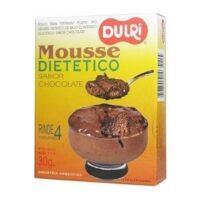 Dulri Mousse de Chocolate Diet x 30 Grs - El Banquito Market