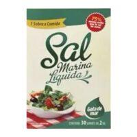 Gota de Mar Sal Marina Líquida x 30 Sobres - El Banquito Market