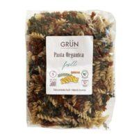 Grun Pasta Orgánica Fusilli - El Banquito Market