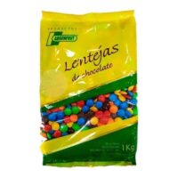 Argenfrut Lentejas de Colores de Chocolate x 1 Kg El Banquito Market