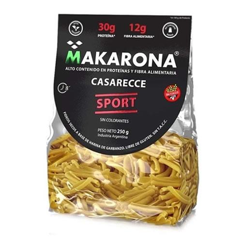 Makarona Casarecce Sport - El Banquito Market