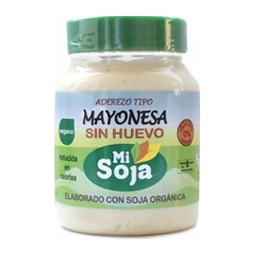 Mi Soja Mayonesa Sin Huevo x 360 Grs - El Banquito