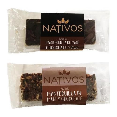 Nativos Barritas de Cereal Veganas - El Banquito Market