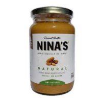 Ninas Mantequilla de Maní Natural - El Banquito Market