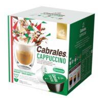 Cabrales Café Capuccino x 7+7 Cápsulas - El Banquito Market