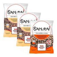 Samurai Cereales Proteicos - El Banquito Market