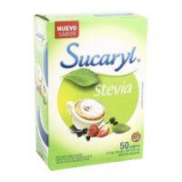 Sucaryl Stevia Edulcorante en Polvo - El Banquito Market