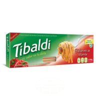 Tibaldi Fideos Tallarines Dietéticos de Morrón x 300 Grs - El Banquito Market