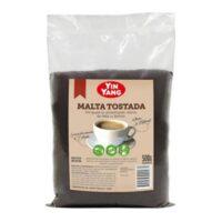 Yin Yang Malta Tostada x 500 Grs - El Banquito Market