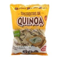 Yin Yang Tostaditas de Quinoa y Arroz x 120 Grs - El Banquito Market