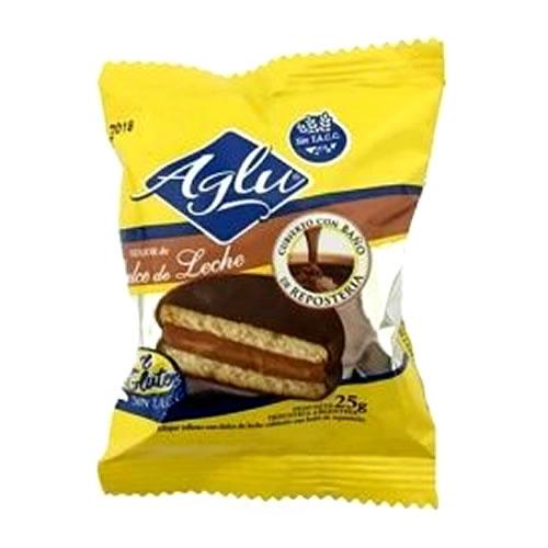 Aglu Alfajor Bañado en Chocolate Sin TACC - El Banquito Market