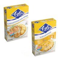 Aglu Galletitas Saladas Sin TACC x 150 Grs - El Banquito Market