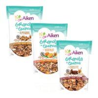 Aiken Granola x 250 Grs - El Banquito Market