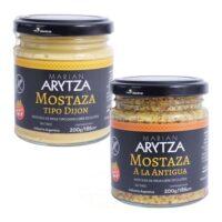 Arytza Mostaza Sin TACC x 200 Grs - El Banquito Market