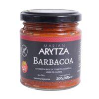 Arytza Salsa Barbacaoa Argentina Sin TACC x 200 Grs - El Banquito Market