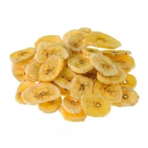 Banana en Rodajas Sin Azucar x 1 Kg - El Banquito Market