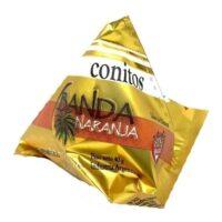 Banda Naranja Conito de Dulce de Leche Sin TACC x 40 Grs - El Banquito Market