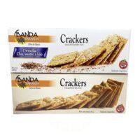 Banda Naranja Crackers Sin TACC x 130 Grs - El Banquito Market